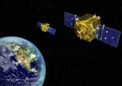 apple connexion satellite
