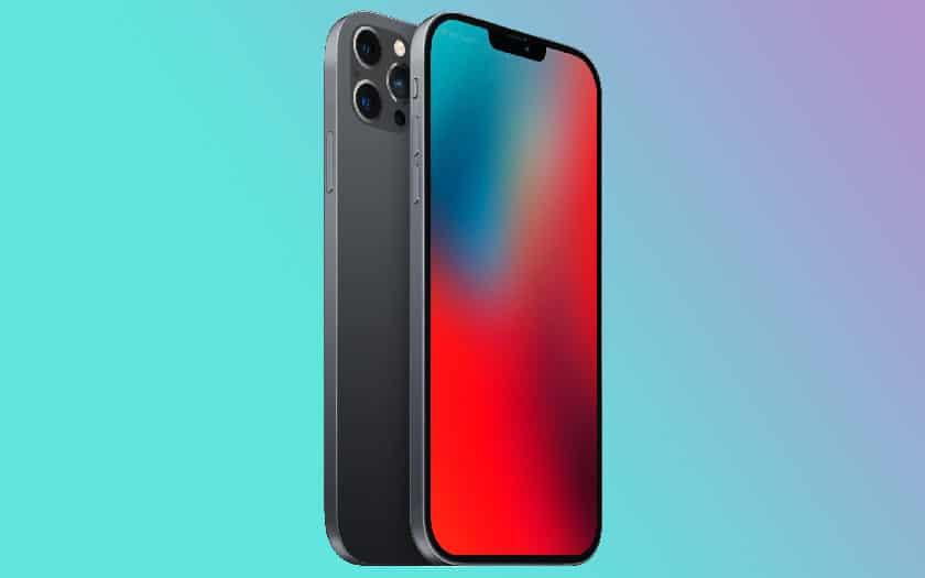 apple quatre iPhone 12 2020