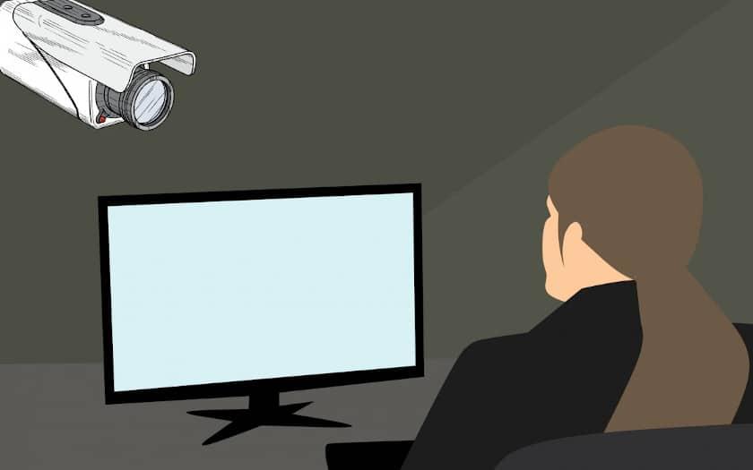 cnil vidéosurveillance continue