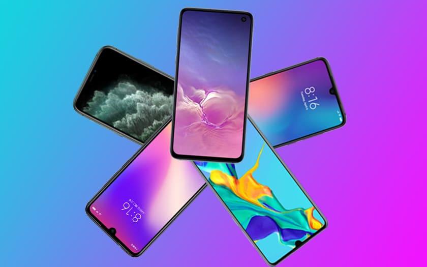 Cyber Monday Smartphones 2019