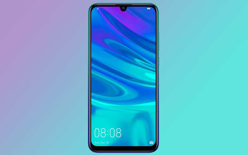 emui 10 mise jour android 10 huawei p smart 2019 - EMUI 10: Huawei now deploys the update on Smart P 2019 - Phonandroid