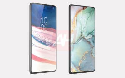 Galaxy S10 Lite et Note 10 Lite