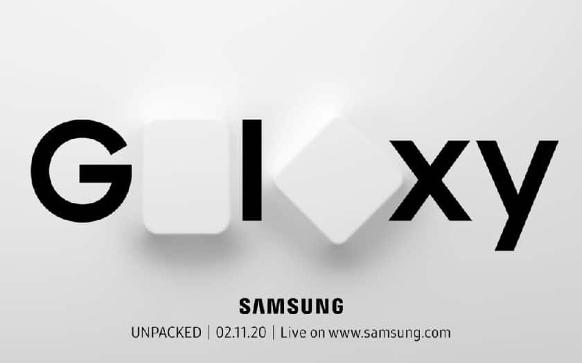 Galaxy S11 (S20) and Galaxy Fold 2: presentation on February 11, 2020, it's official!