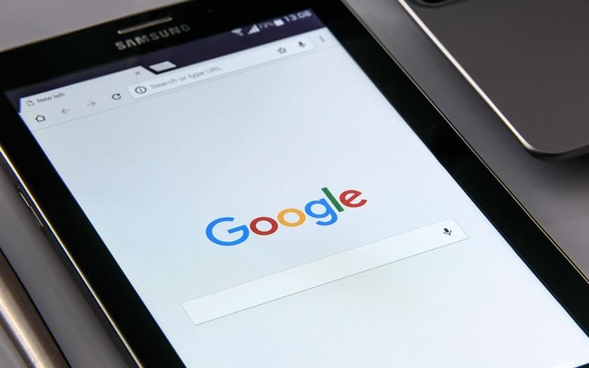 smartphone avec Google