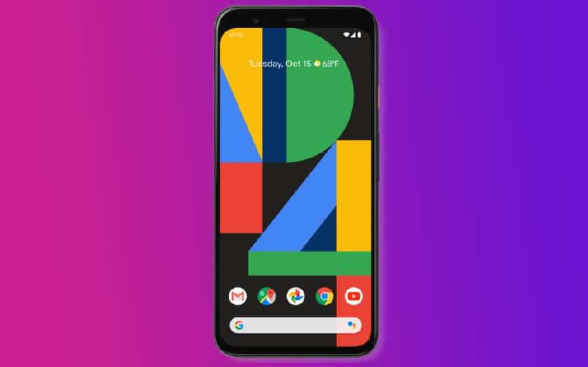 google pixel 4 audio dxomark