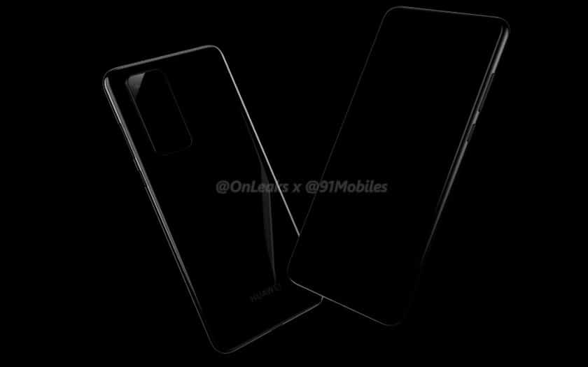 Huawei P40: a Max version to accompany the classic and Pro versions?
