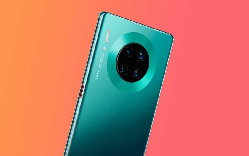 huawei utilise plus composants américains smartphones