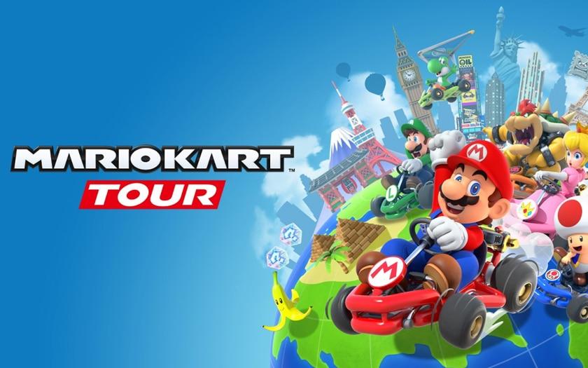 image promo mario kart tour
