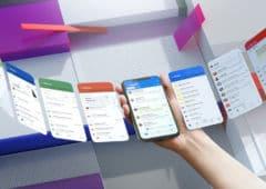 microsoft fluent design mobile
