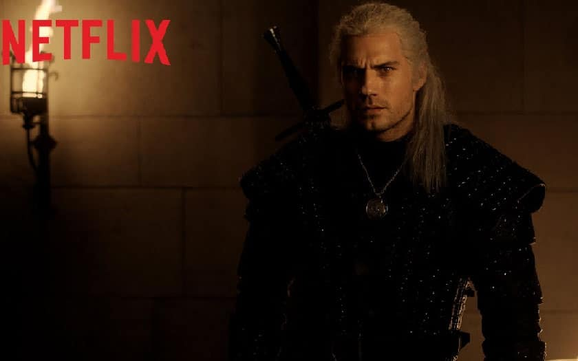 netflix bande annonce finale the witcher