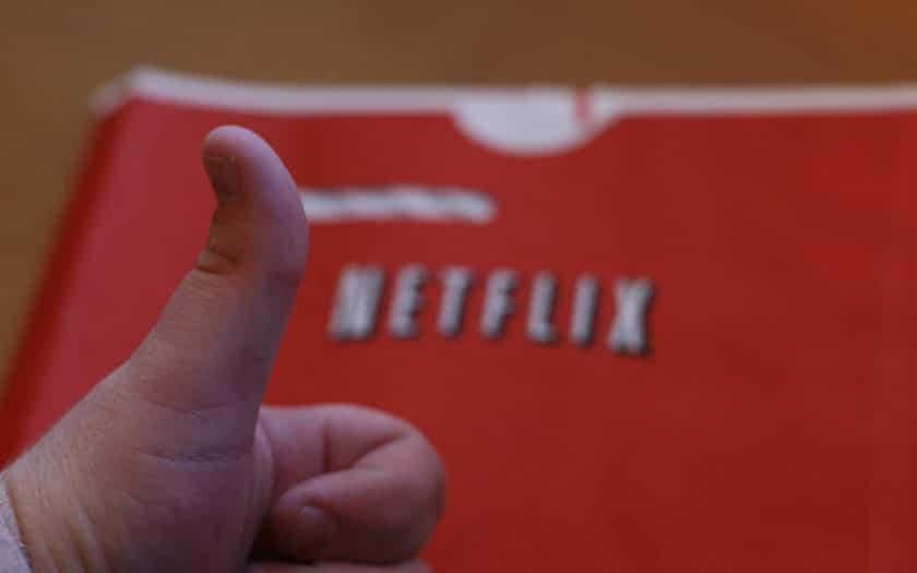 Netflix : top 10 2019
