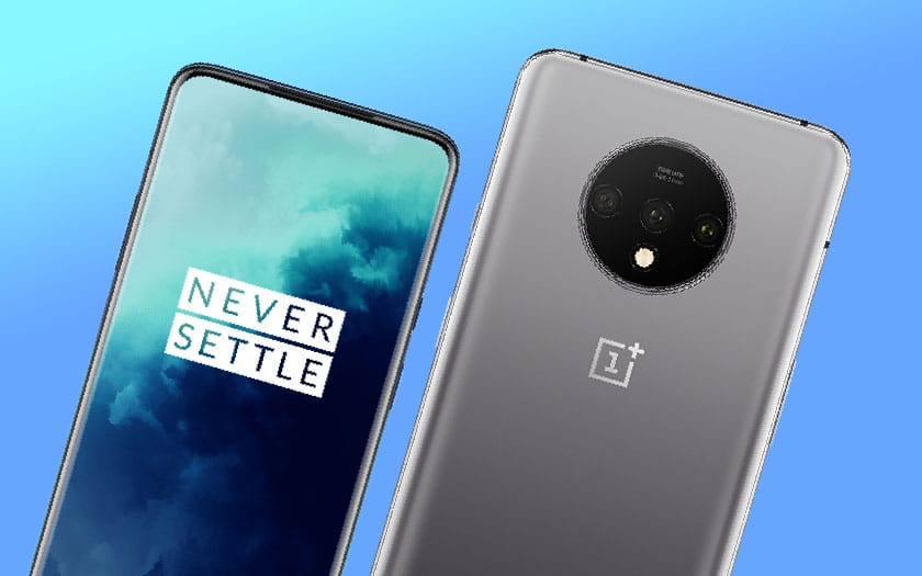 oneplus 7t mise jour oxygen os smartphone plus rapide