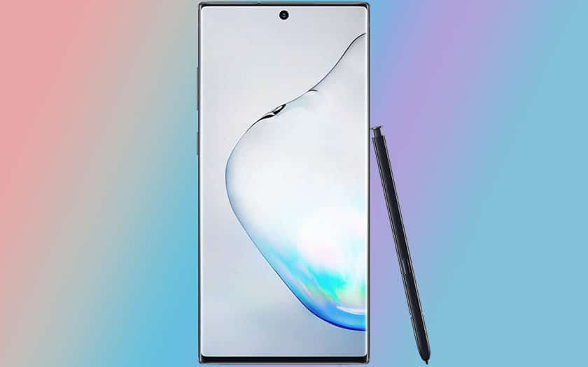 samsung galaxy note 10 erreur android 10