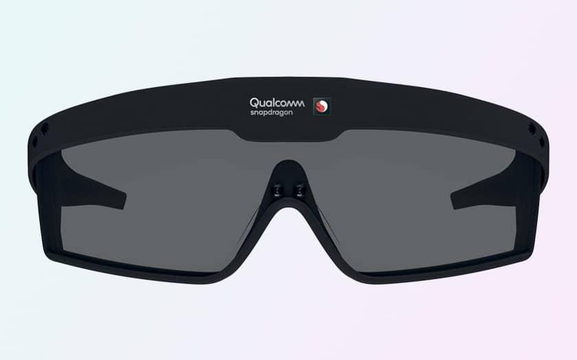 Concept de lunettes Qualcomm XR2