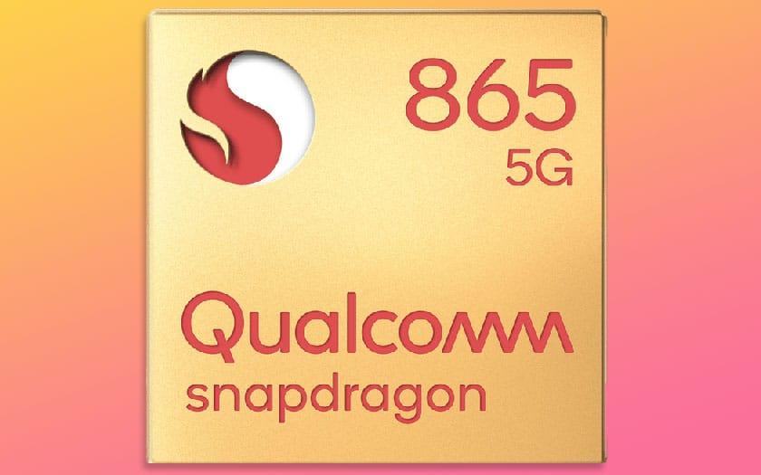 Snapdragon 865 et 765 : Qualcomm présente les SoC des