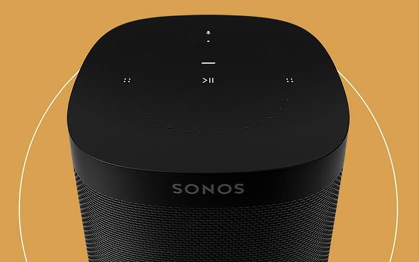 Une enceinte Sonos