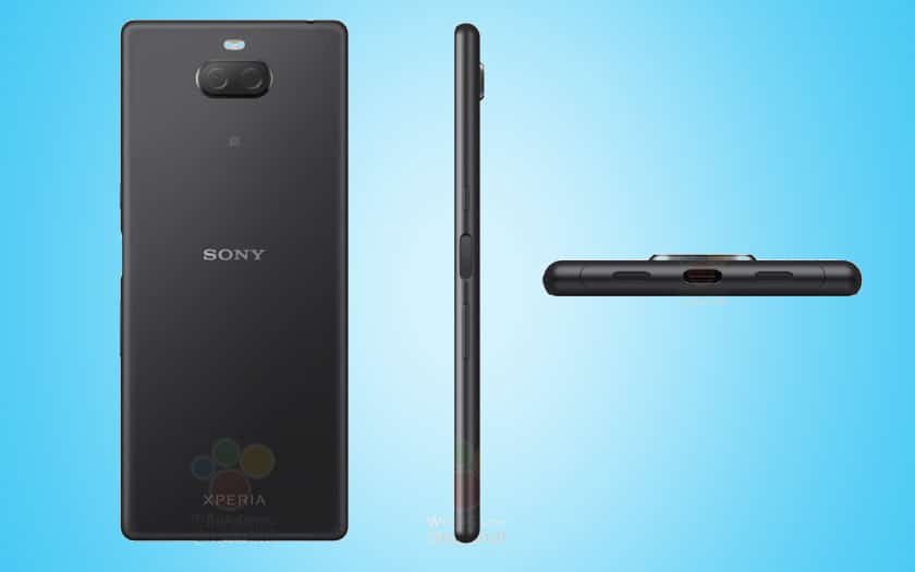 Sony Xperia 10 Plus milieu de gamme