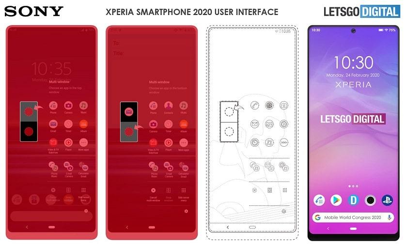 Sony Xperia 2020