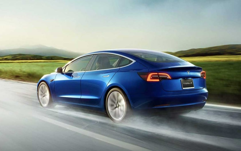Tesla Model 3 : passez de 0 à 100 km/h en moins de 3 ...