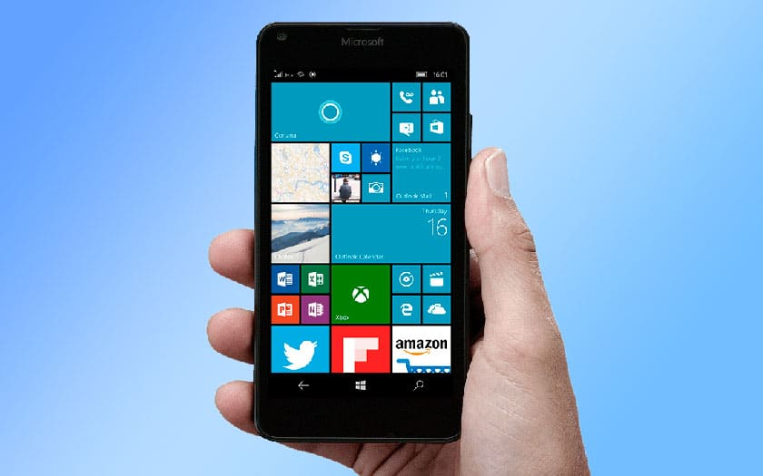 windows 10 mobile microsoft mois support supplémentaire