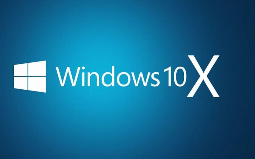Windows 10X dans les objets connectés