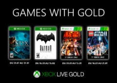 xbox games with gold jeux janvier 2020