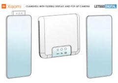 xiaomi smartphone pliable brevet
