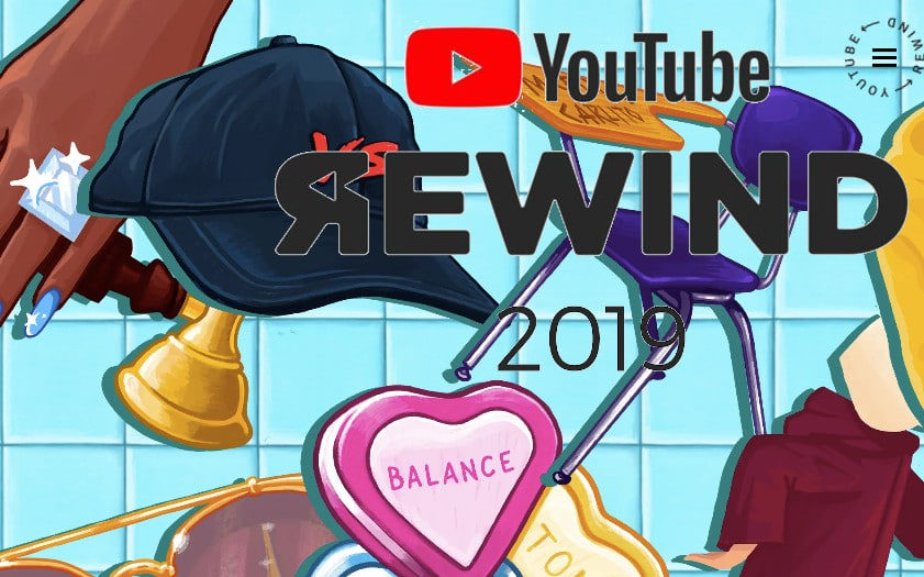 youtube rewind 2019 france
