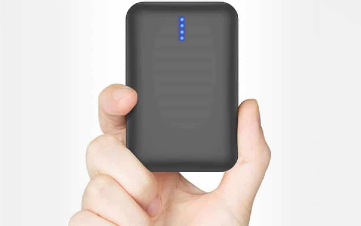 Luvfun external battery