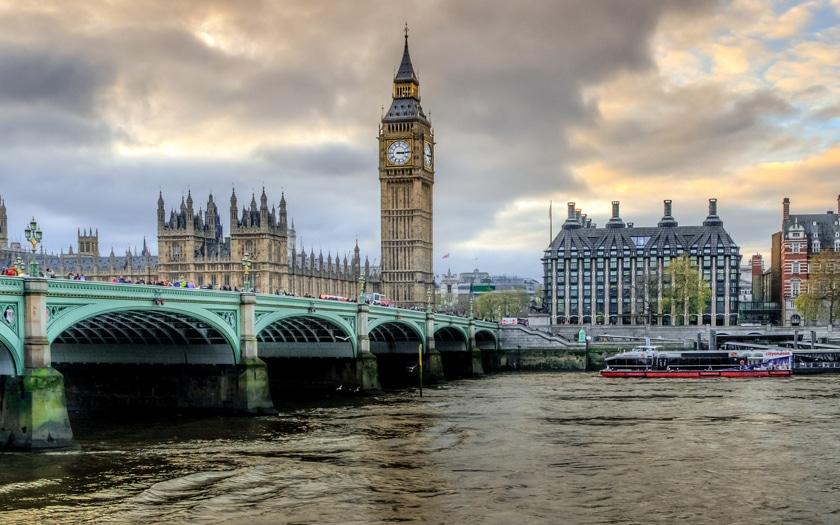 Big Ben Royaume-Uni