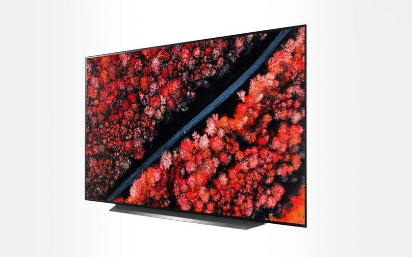 LC 55C9 TV OLED
