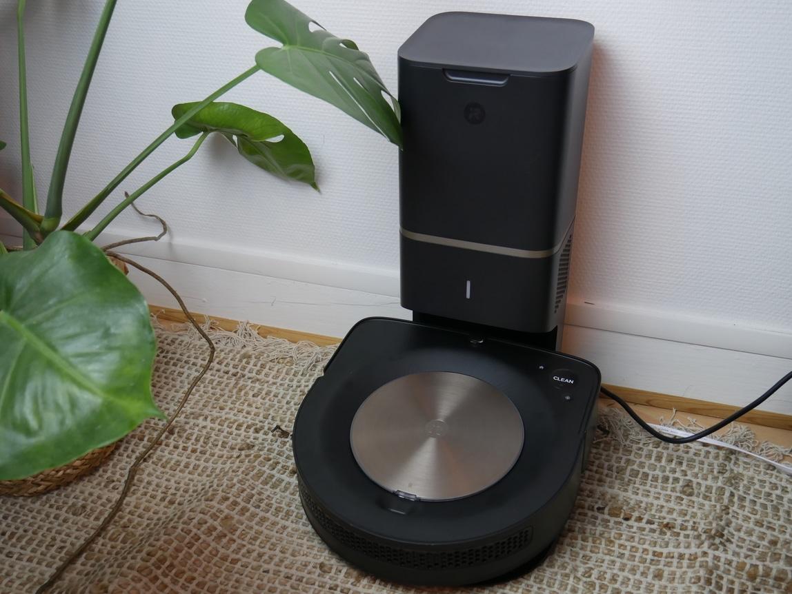 Test du iRobot Roomba S9+