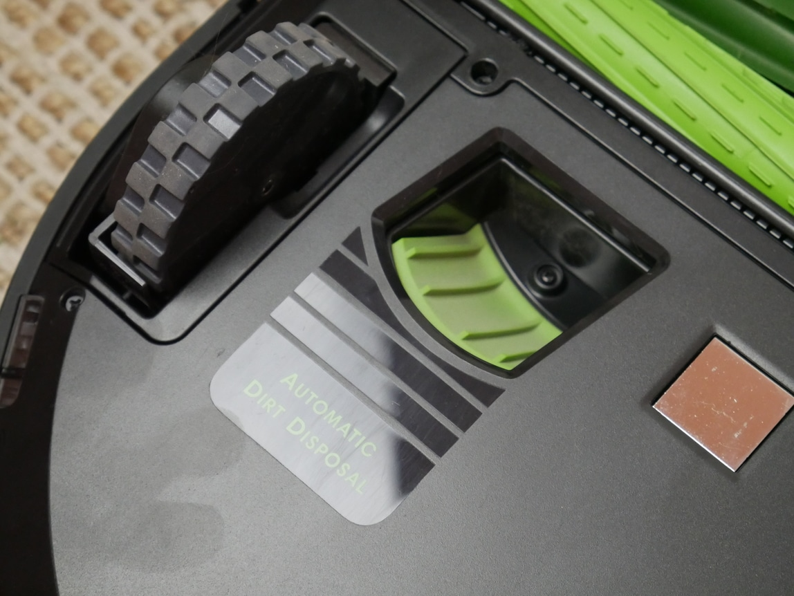 test irobot roomba s9 plus clean base