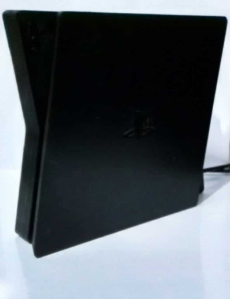 Sony PS5 photo volee