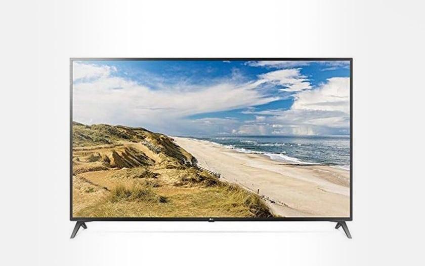 TV LED 177 cm LG 70UM7100