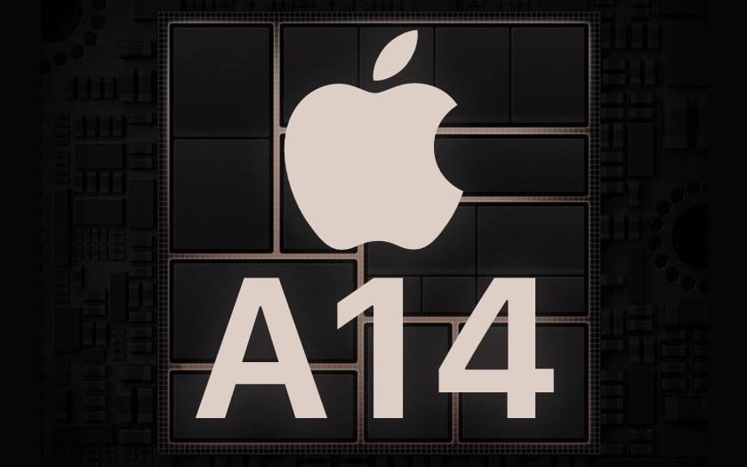 iPhone 12 : sa puce A14 le rendrait aussi puissant qu'un MacBook Pro