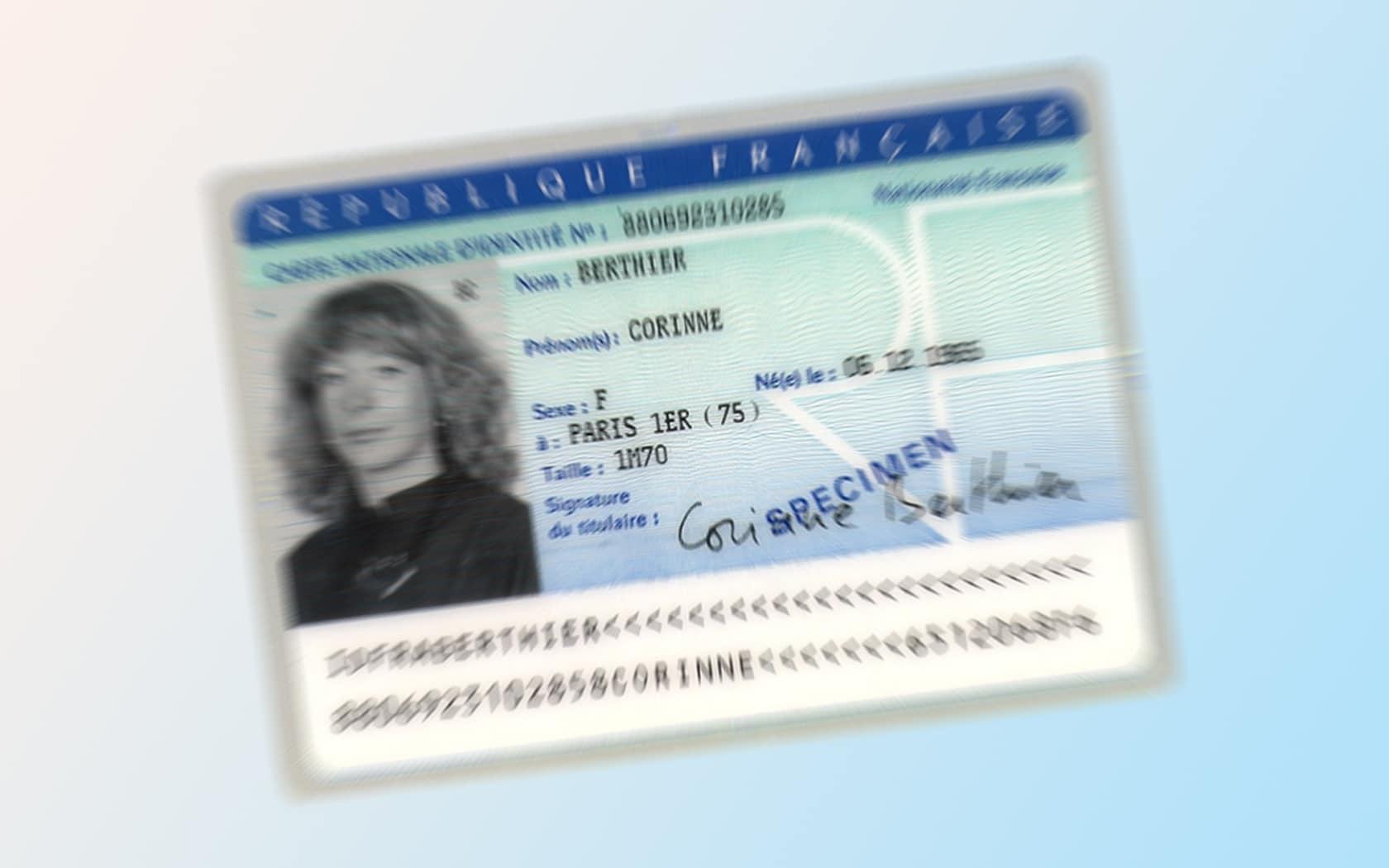 La France Lancera Une Carte D Identite Numerique En 2021