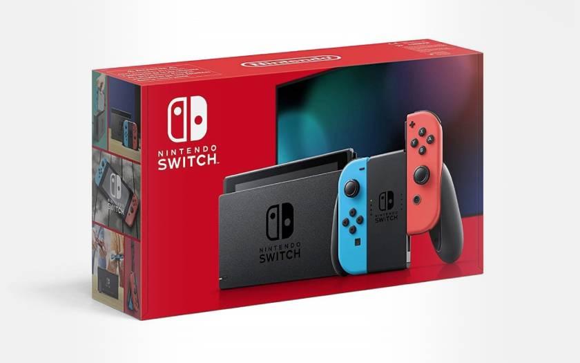 Bon plan Nintendo Switch chez Carrefour