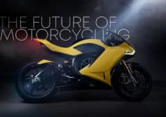 damon hypersport moto electrique
