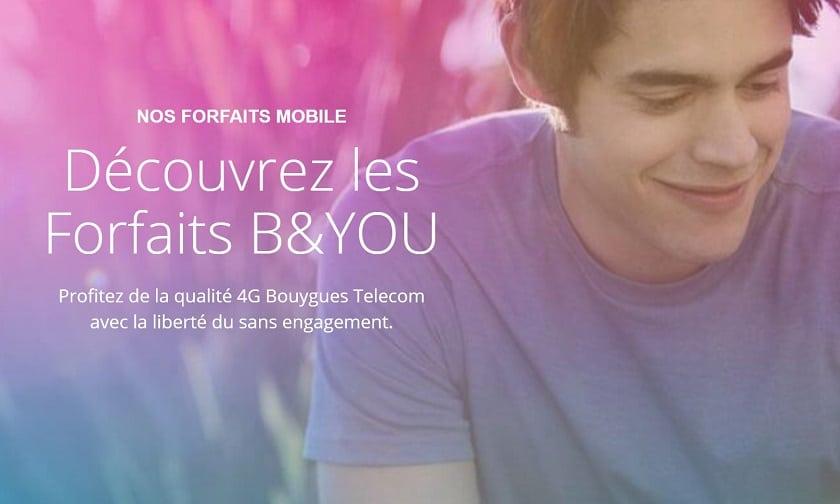 forfaits mobiles b&you