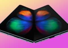 galaxy fold 2 samsung troisième smartphone pliable été 2020
