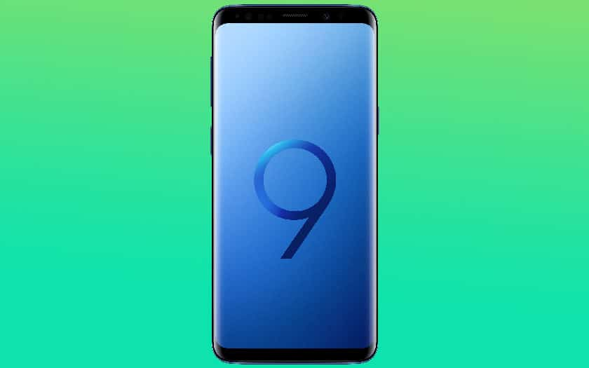 galaxy s9 android 10 retard samsung