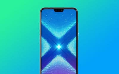 honor 8x mise jour android-10 emui