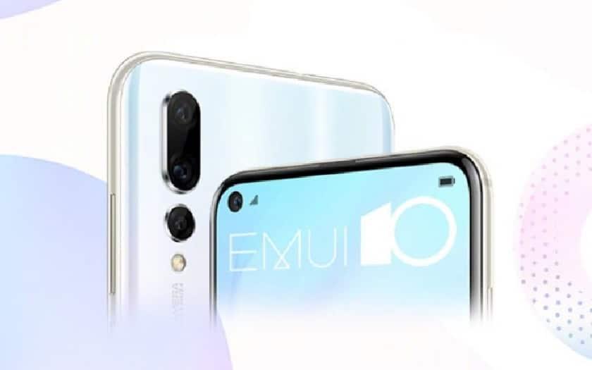 huawei emui 10 beta android 10 7 smartphones