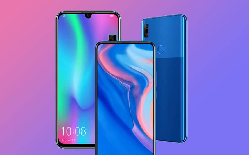 EMUI 10: Huawei deploys the Android 10 update on the Honor 10 Lite and the Y9 Prime