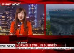 huawei news chaine tv