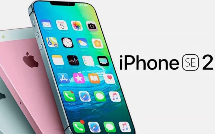 iPhone (SE2)