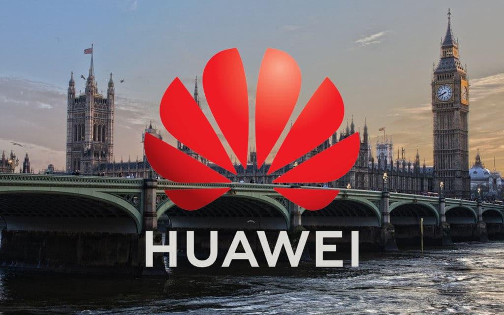 Huawei Londres