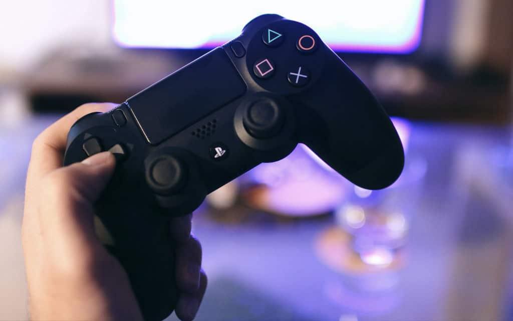 manette playstation DualShock 4