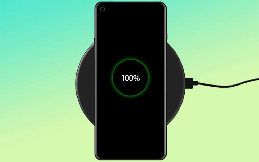 oneplus 8 pro recharge sans fil